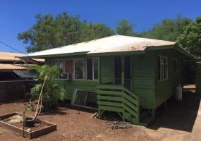 1066 Kamehameha Highway, Kaunakakai, Hawaii 96748, 2 Bedrooms Bedrooms, ,1 BathroomBathrooms,House,Sold,Kamehameha Highway,1029